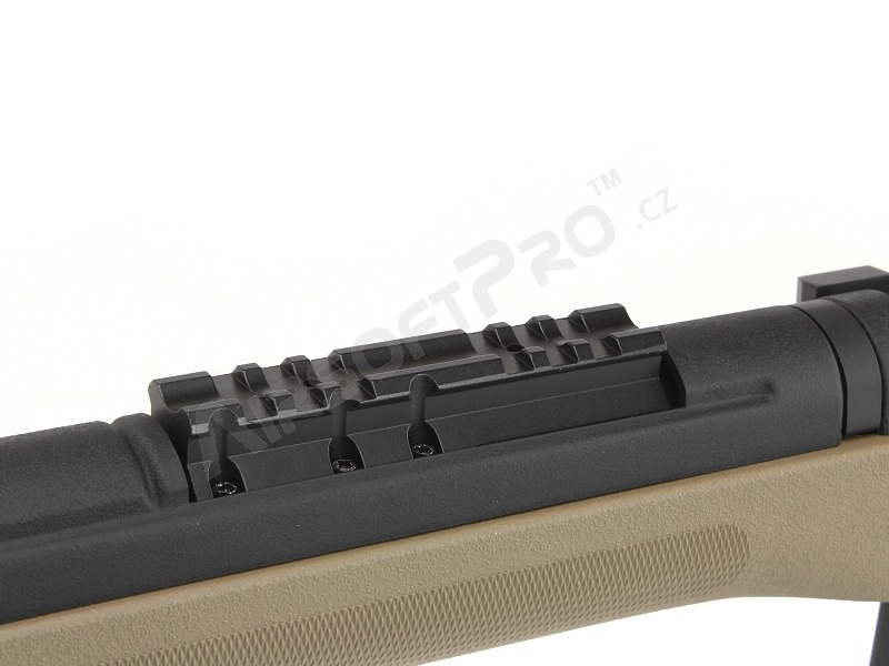Airsoft rifle M14 Socom R.I.S. (CM.032A) - TAN [CYMA]