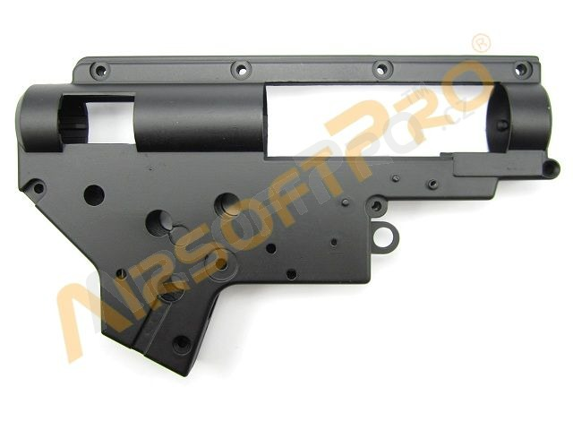 Frames only : Reinforced Metal AEG Version 2 Gearbox Shell