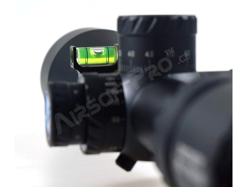 Rifle scope bubble level - diameter 30mm [Discovery]