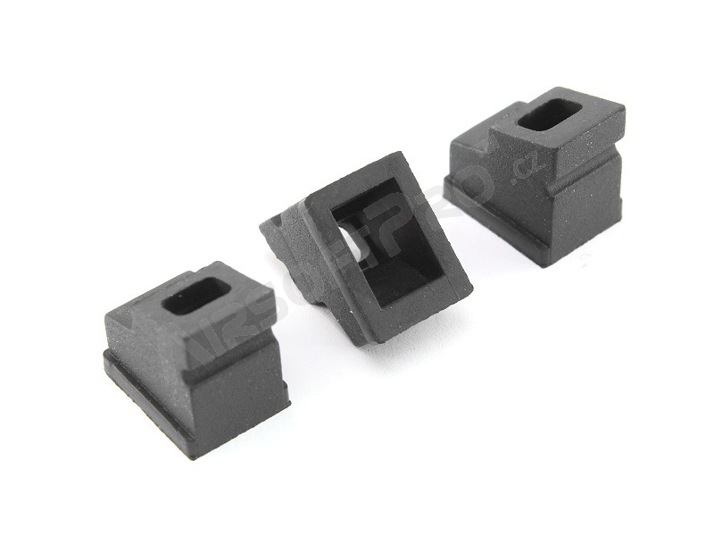 Air seal rubber - nehanced sealing rubber for TM Hi-Capa and P226, 3pcs [Dynamic Precision]