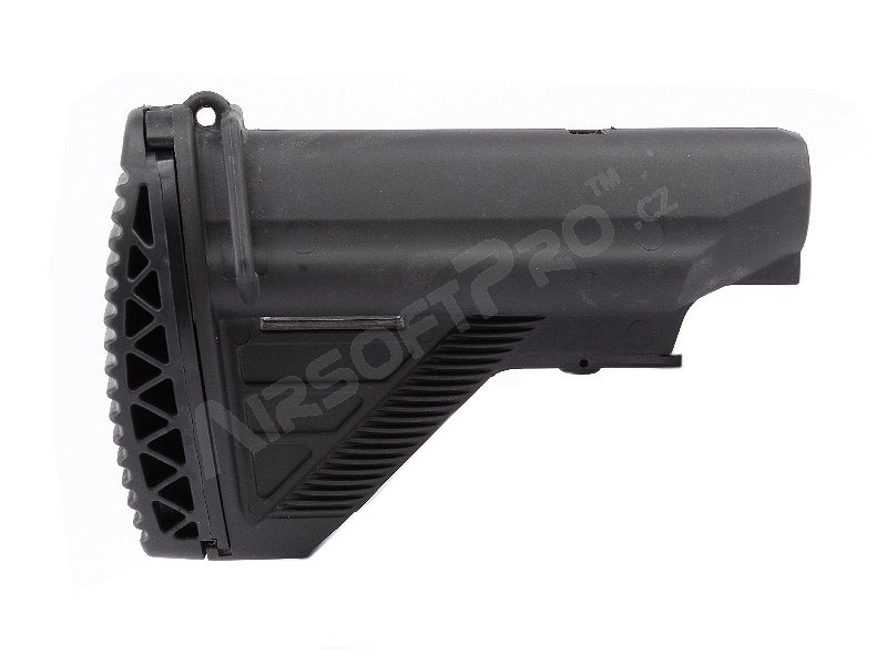 Motor grips M4, M16 : HK416 style collapsible battery stock