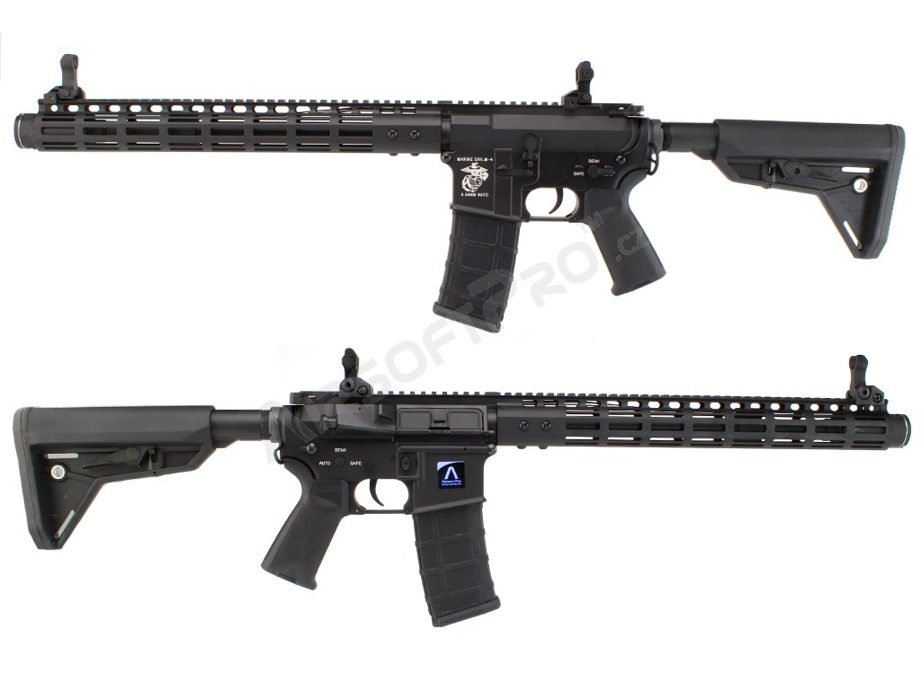 Airsoft rifle M4 NOVESKE M-LOK 15