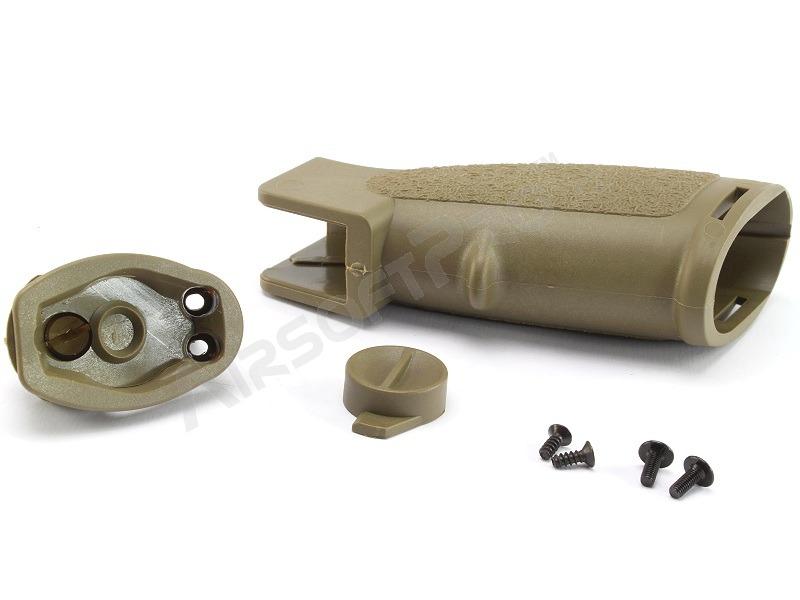 Motor grips M4, M16 : Complete HK416D style grip - TAN