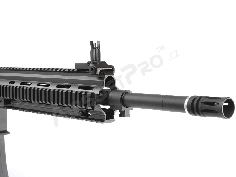 Airsoft rifle EC-103 11″ - black [E&C]
