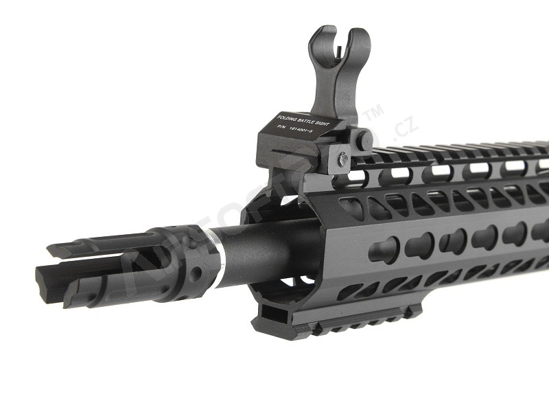 Airsoft rifle M4 MOTS 10,5″ MUR - black (EC-822) [E&C]