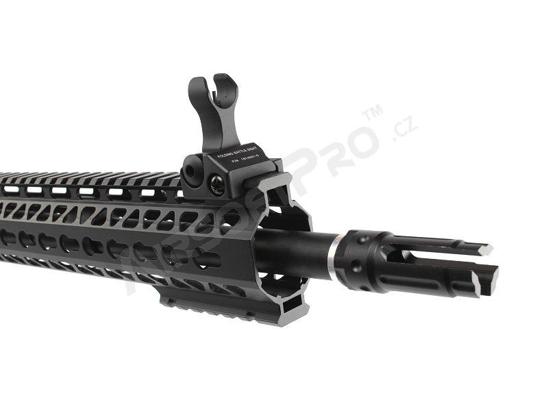 Airsoft rifle M4 MOTS 16,2″ MUR with the QD gearbox v 1.5 - black (EC-825) [E&C]