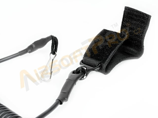 Elastic shortgun sling - Black [A.C.M.]