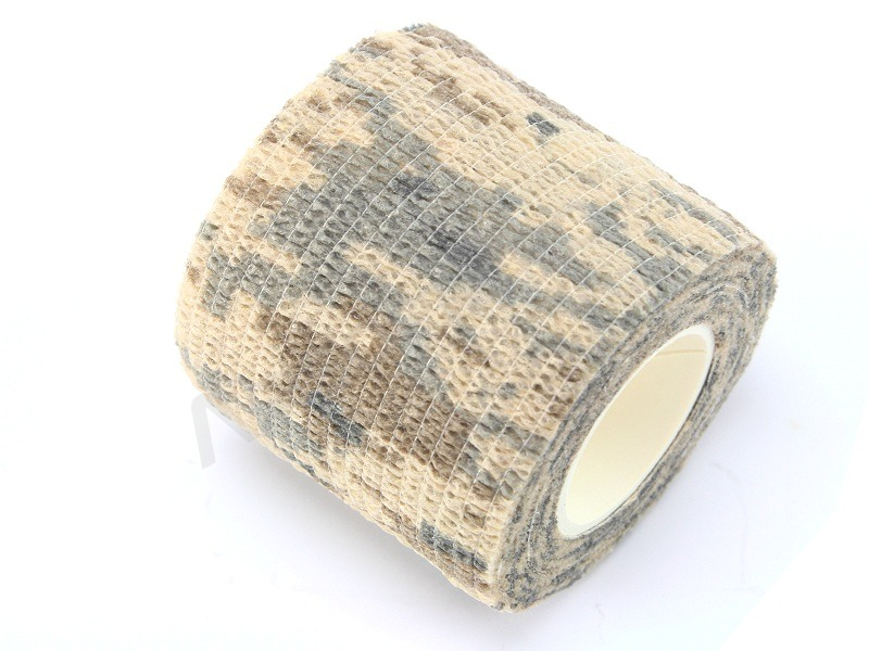 Camo cotton tape 2m - DD [Element]