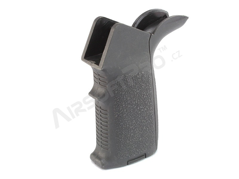 MAID style M4 grip for electric guns - black [Element]