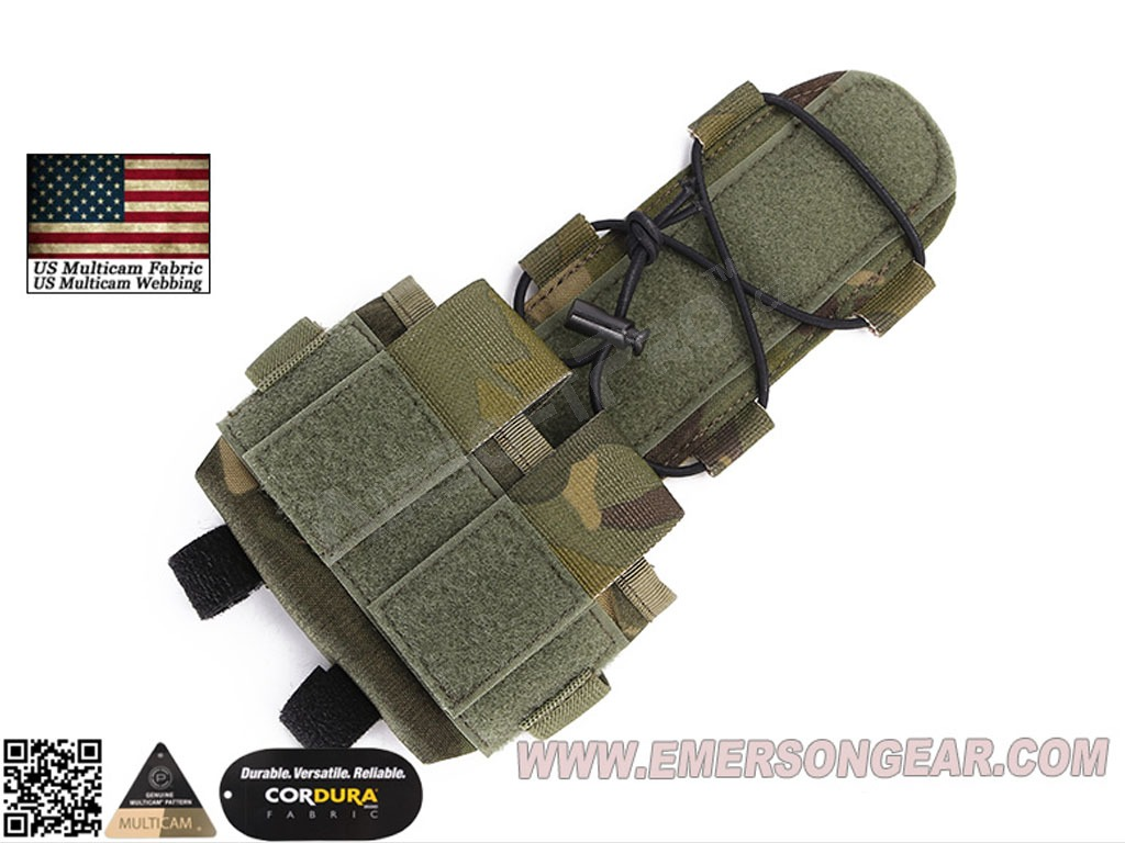 MK1 Battery Case for Helmet MK2 - Multicam Tropic (MCTP) [EmersonGear]