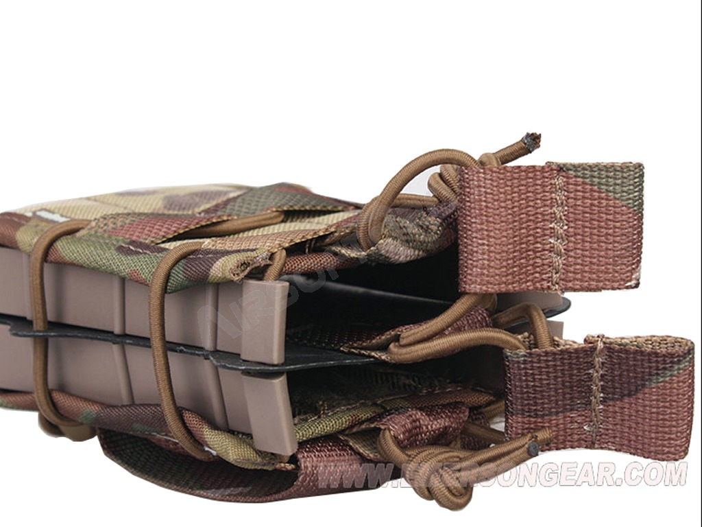 Double modular rifle magazine pouch - AOR1 [EmersonGear]