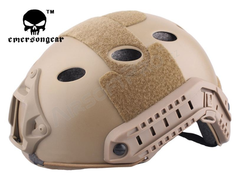 FAST Helmet - PJ Type - DE colour [EmersonGear]