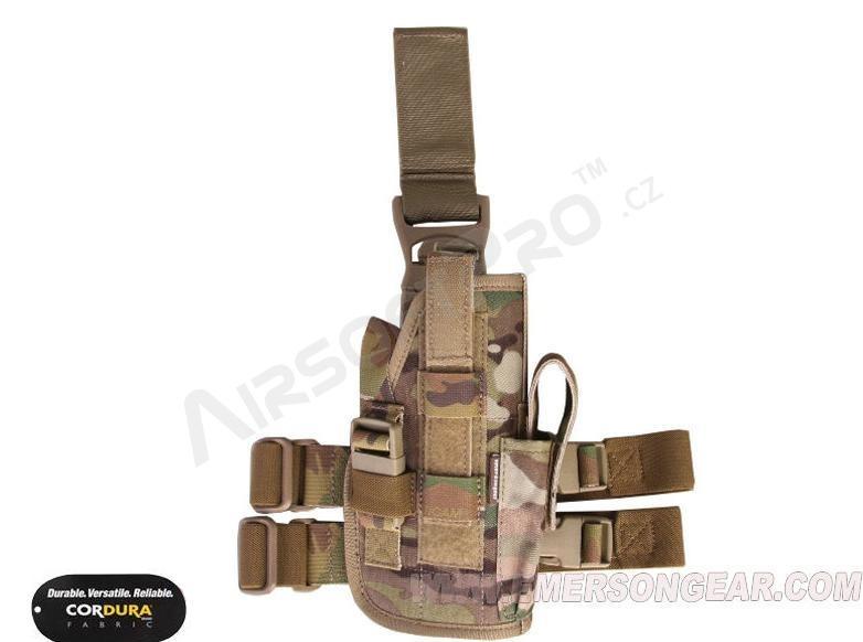 Holsters : Drop Leg Universal holster - Multicam