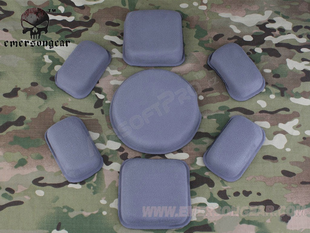 Hemet Pad set for ACH-MICH, size S/M [EmersonGear]