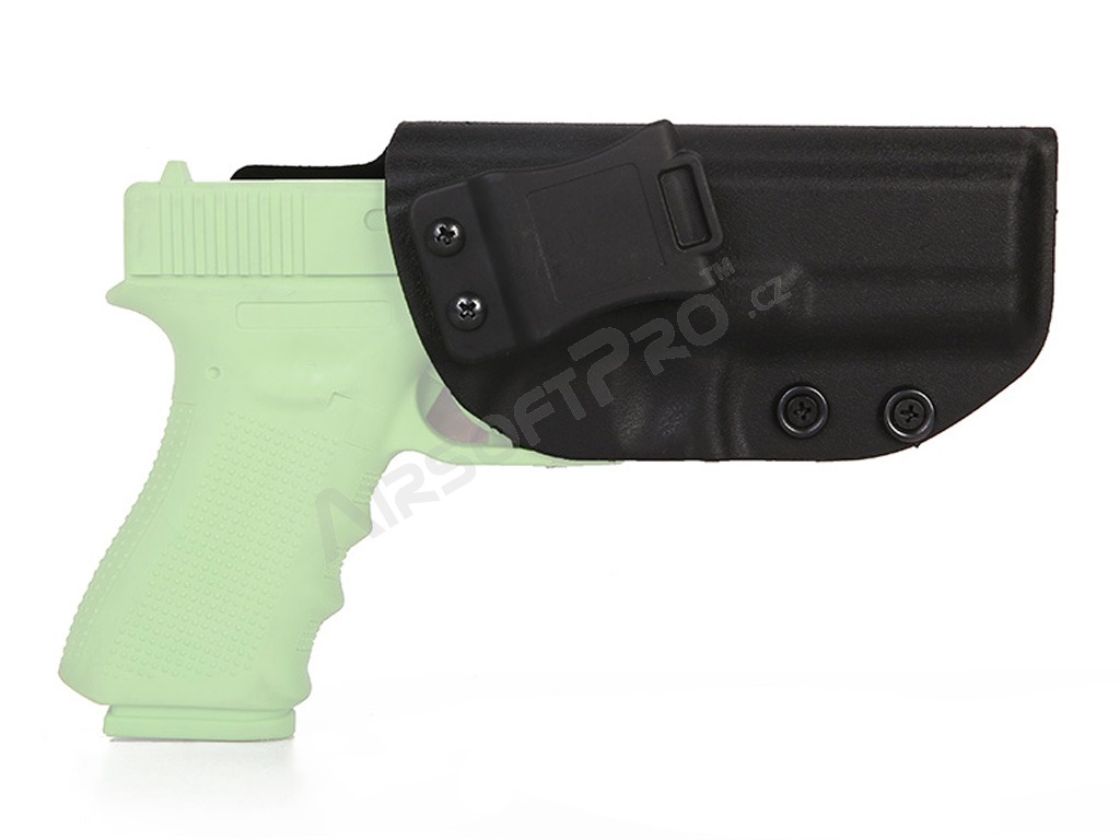 Inside Waistband Concealed Holster for G-series pistols - black [EmersonGear]