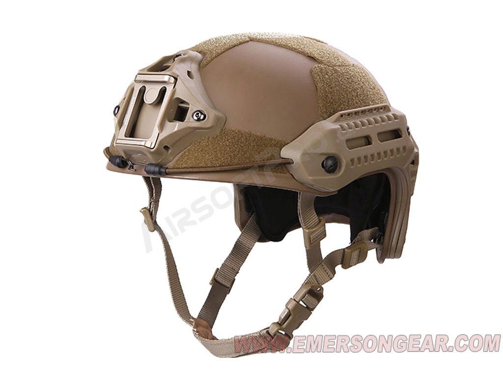 MK Style Tactical Helmet - Coyote Brown (CB) [EmersonGear]