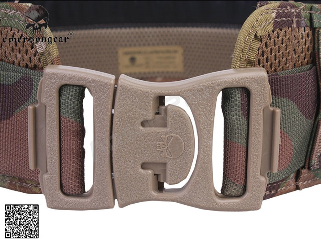 MOLLE Load Bearing Utility Belt - Coyote Brown [EmersonGear]