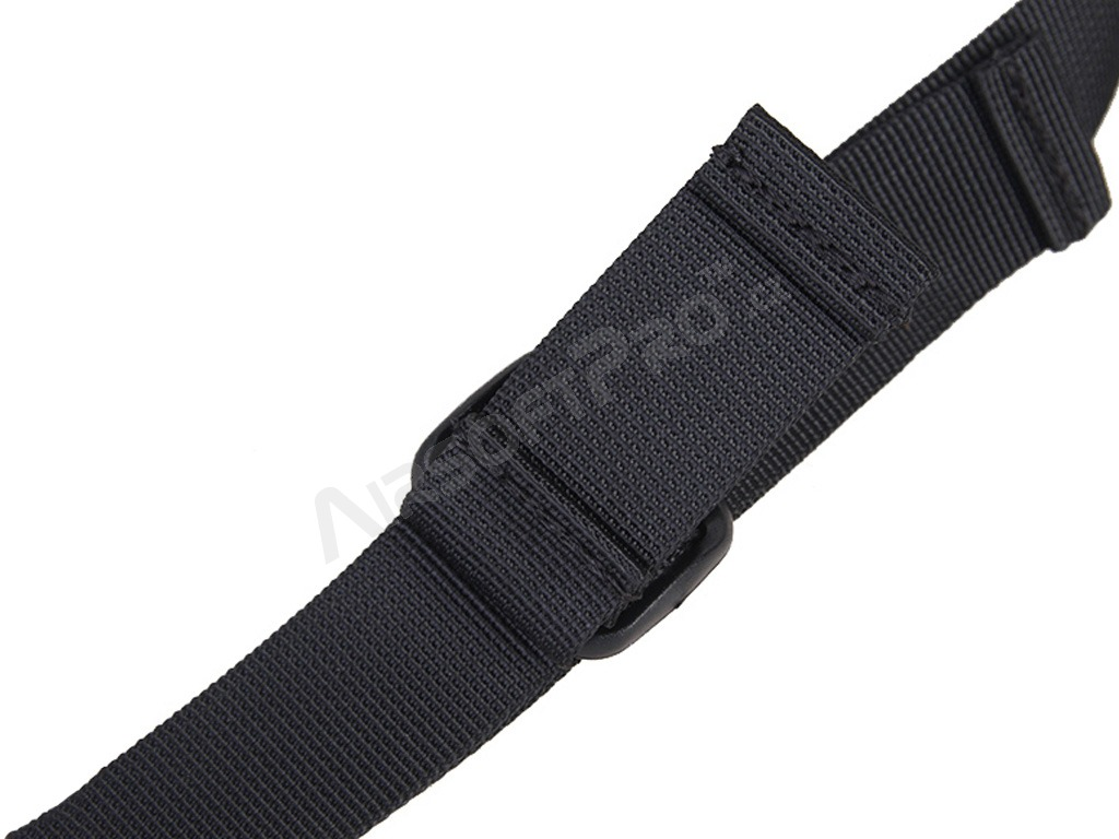 P90 special gun sling, 2-point - black [EmersonGear]