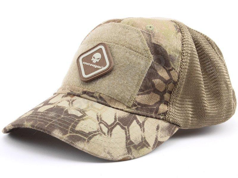 Vojenská čepice - kšiltovka se síťkou - Highlander  EmersonGear  eac31fb260