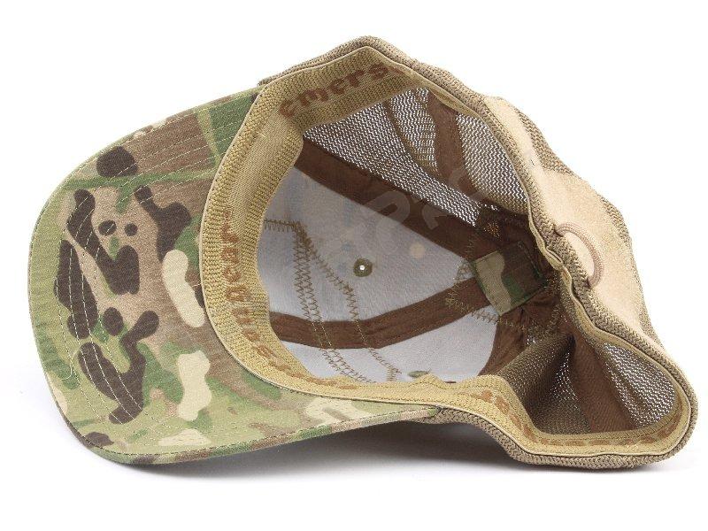 04d78432487 Vojenská čepice - kšiltovka se síťkou - Multicam  EmersonGear