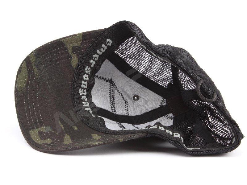c0f61bb6e1a Vojenská čepice - kšiltovka se síťkou - Multicam Black  EmersonGear