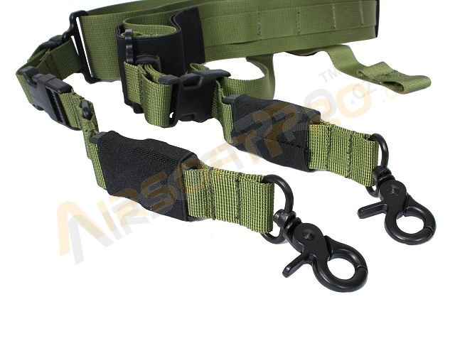 2-point Urben bungee rifle sling - OD [EmersonGear]