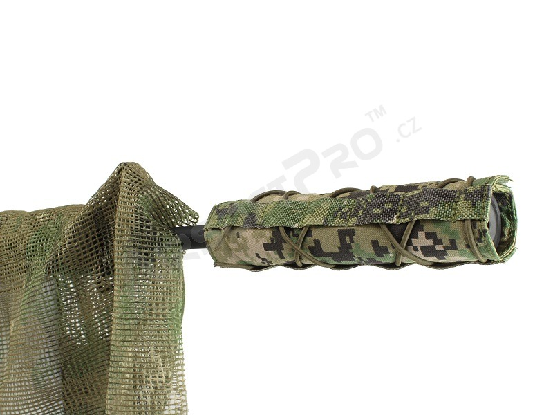 22cm Airsoft Suppressor Cover - AOR2 [EmersonGear]