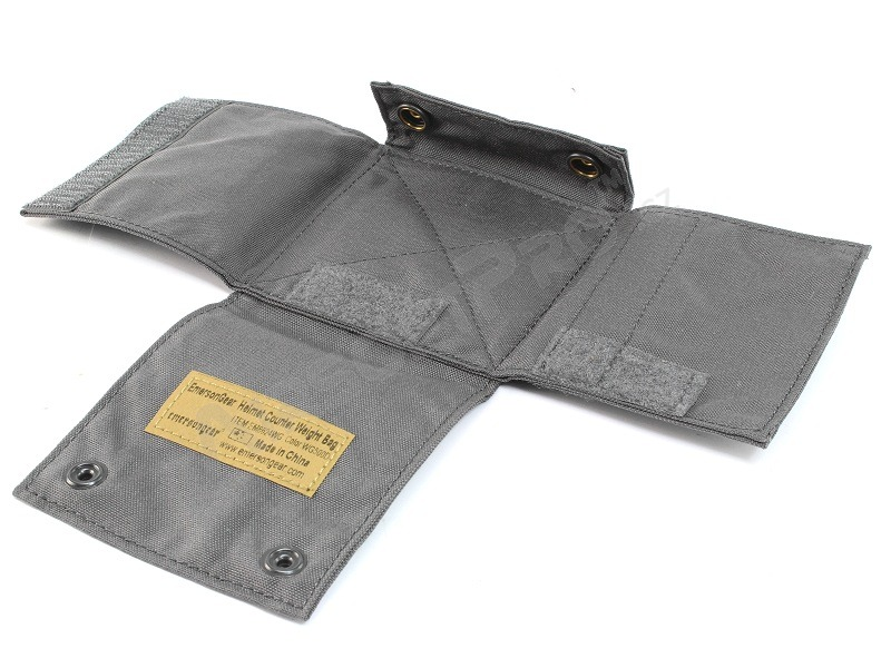 Helmet Accessories or Counter Weight Bag - Wolf Grey (WG) [EmersonGear]