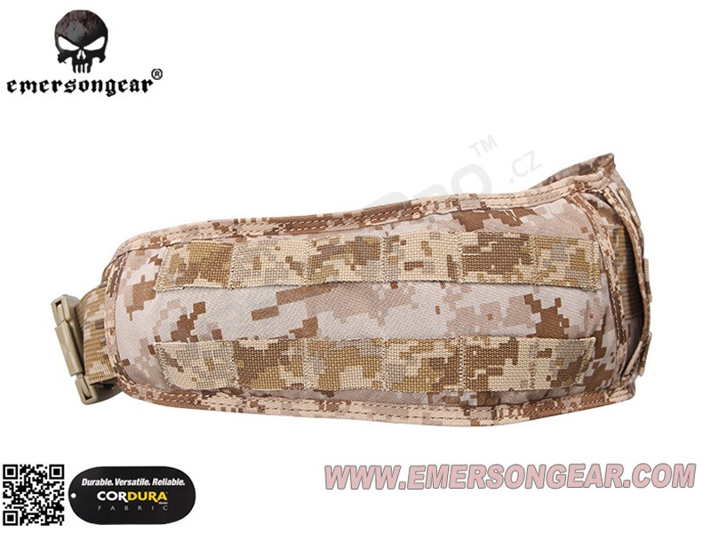 Padded Molle Waist Battle Belt - AOR1 [EmersonGear]