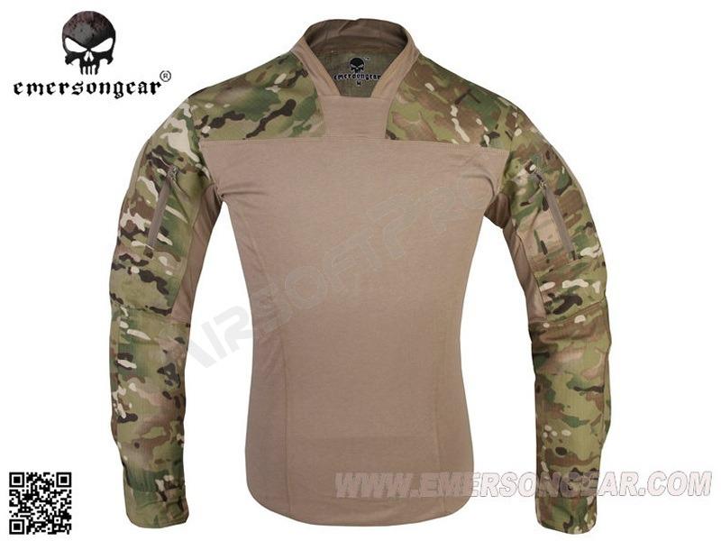 Gear, uniforms, gun cases : Talos LT Halfshell style combat