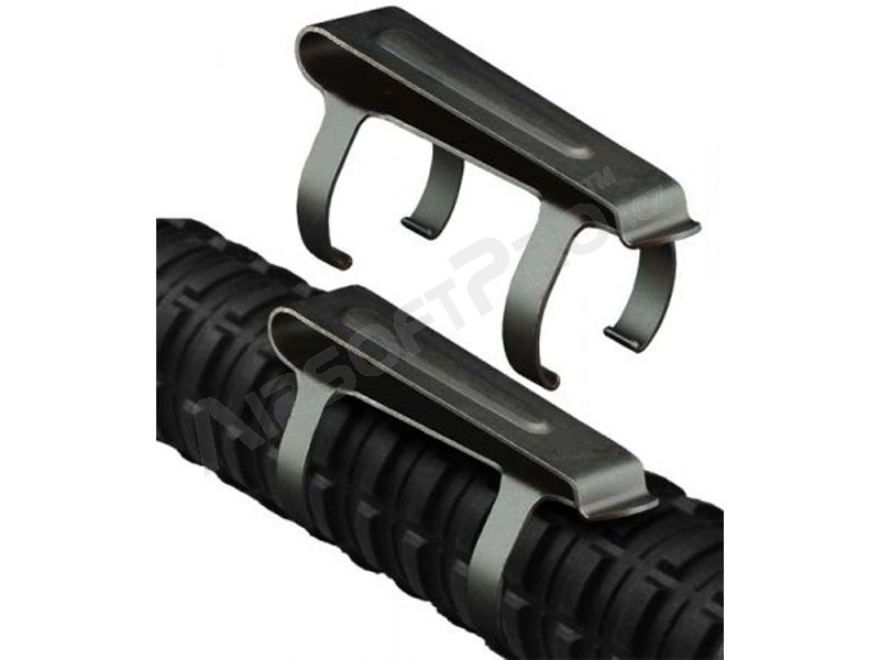 Metal clip for expandable baton BC-01 [ESP]