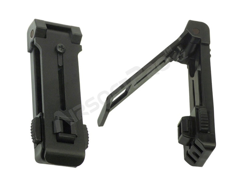 Universal belt and MOLEE clip for pepper spray 50-63ml [ESP]