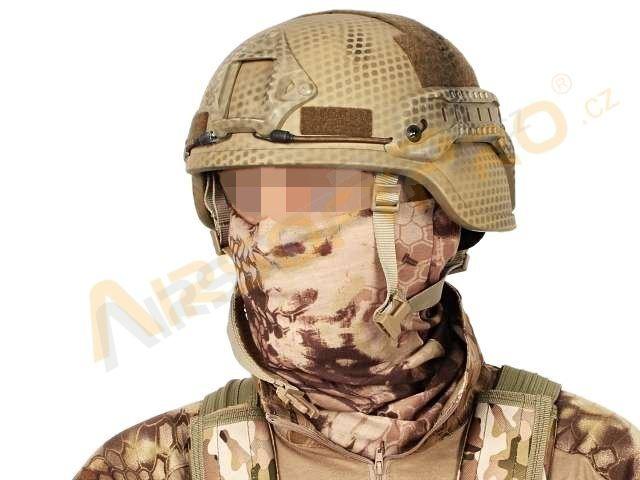 Kukly a šály   Rychle schnoucí multifunkční šála - Highlander 3ce6436c0a