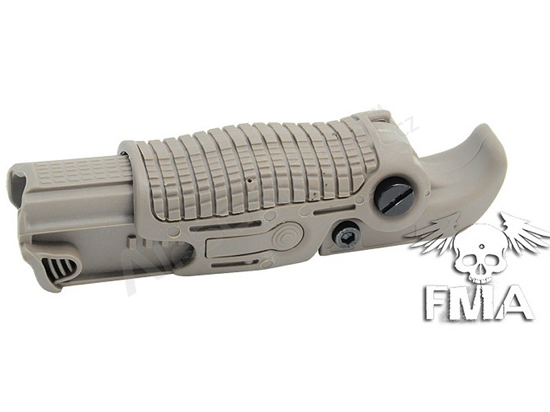 Foldable AB163 tactical grip - TAN [FMA]
