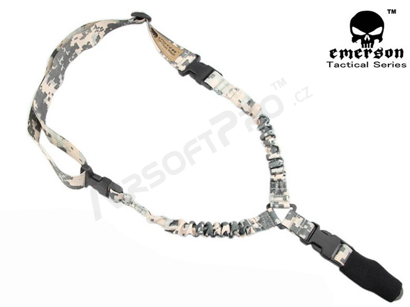 L.Q.E one point bungee sling - ACU [EmersonGear]