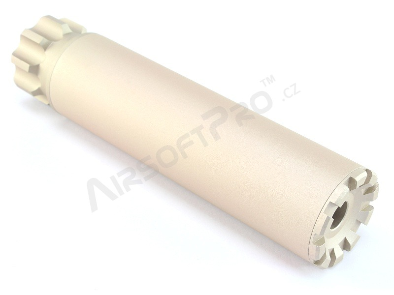 Metal silencer Specter 152 x 35mm - DE [FMA]