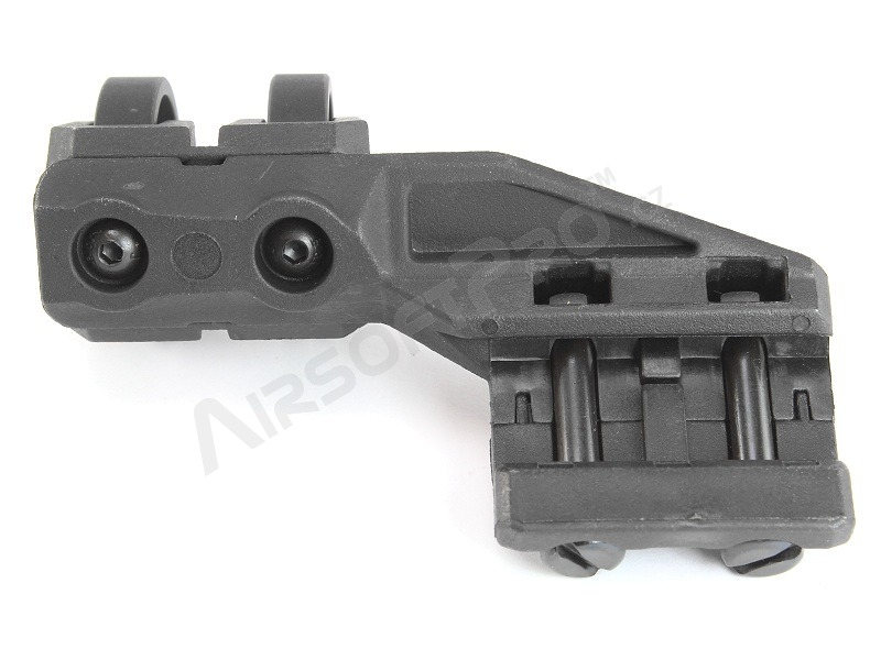 Polymer flashlight rail mount, RIGHT side [FMA]