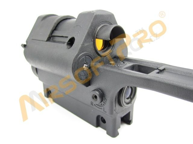 G36 top handle scope with Red Dot sight (BK) [UFC]