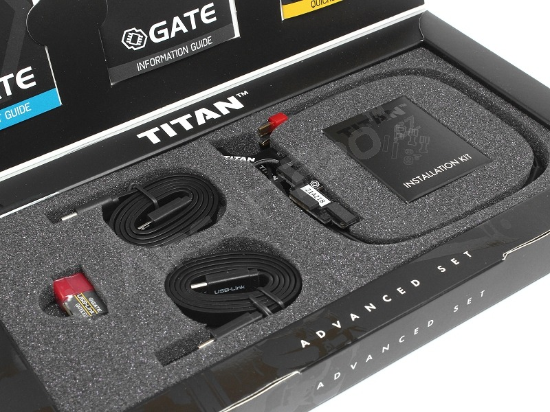 TITAN™ V3 Advanced set [GATE]