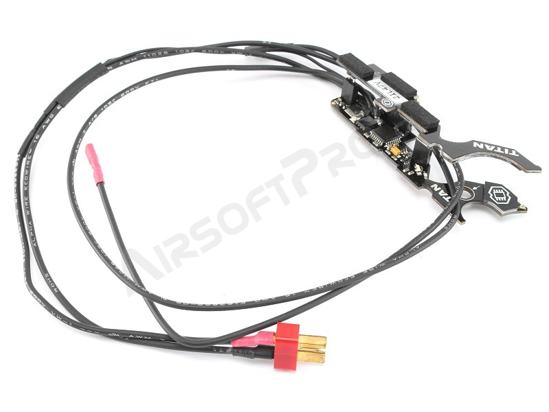 With Wiring Titan V3 Basic Module