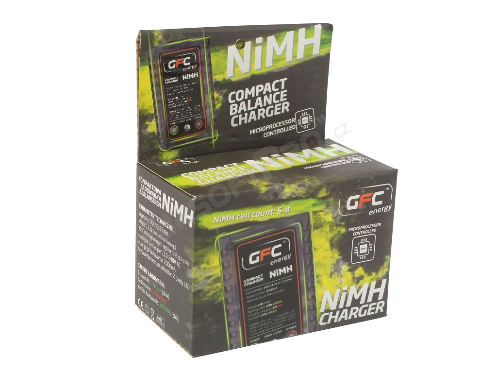 GFC Energy NiMH smart charger [GFC]