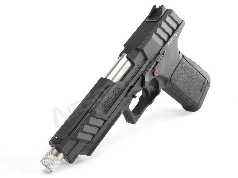 Glock and similar : Airsoft pistol GTP9, gas blowback (GBB