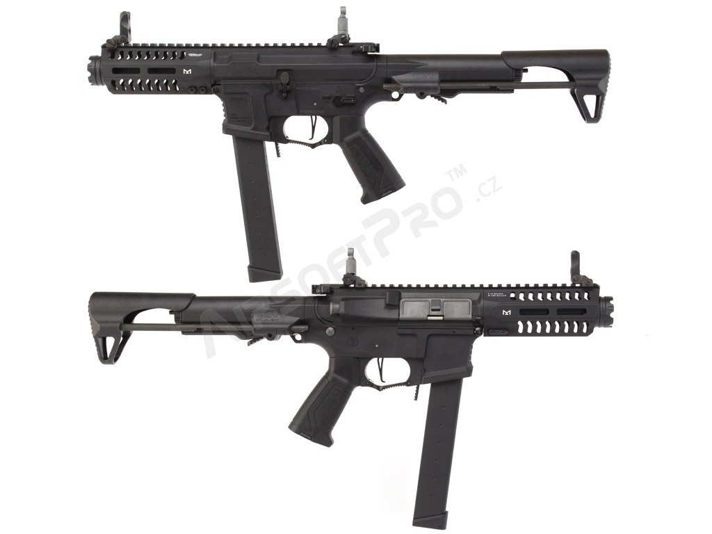 G/&G ARP9 Automatic Electric Airsoft 6mm AEG Rifle 60 Round Mid-Cap Magazine