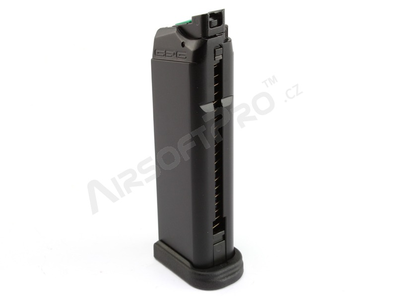Gas magazine for G&G GTP9, 23 BBs [G&G]