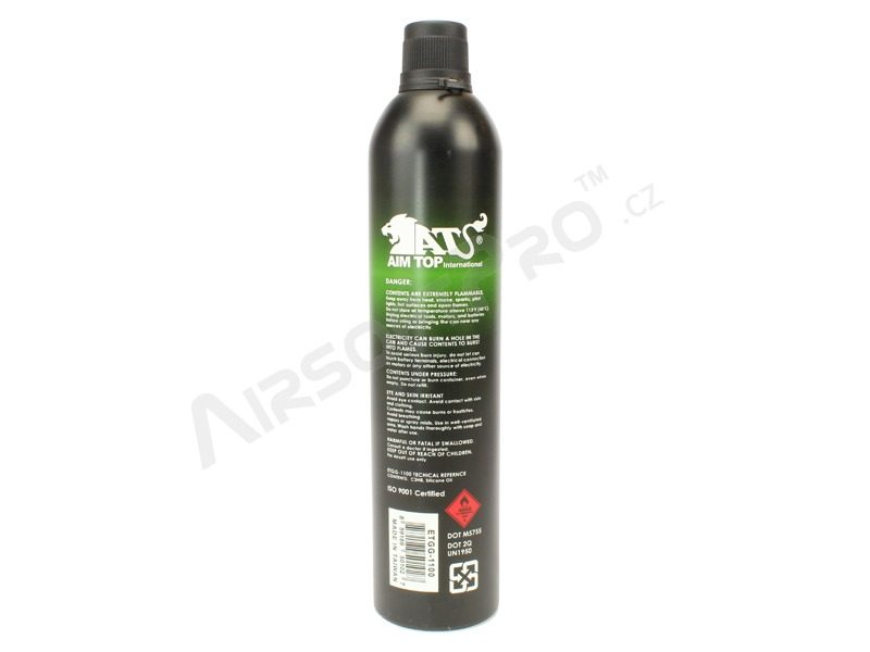 700ml Power Green Gas [AimTop]