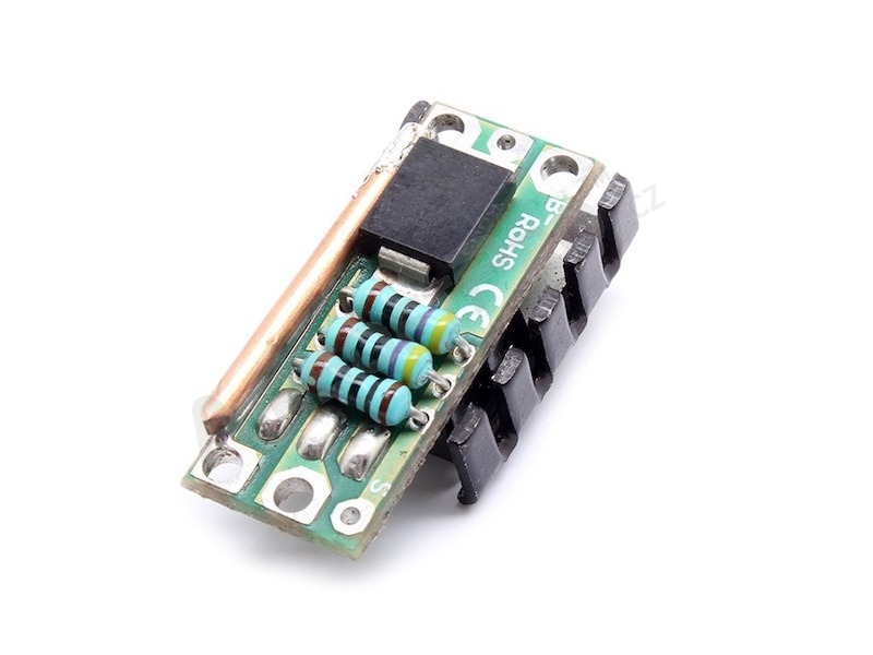 MOSFET Ultra 2.gen [Grizzly]