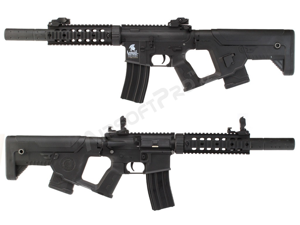 Airsoft rifle M4 SD Sportline 7