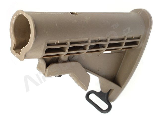M4 retractable stock - without tube - TAN [A.C.M.]