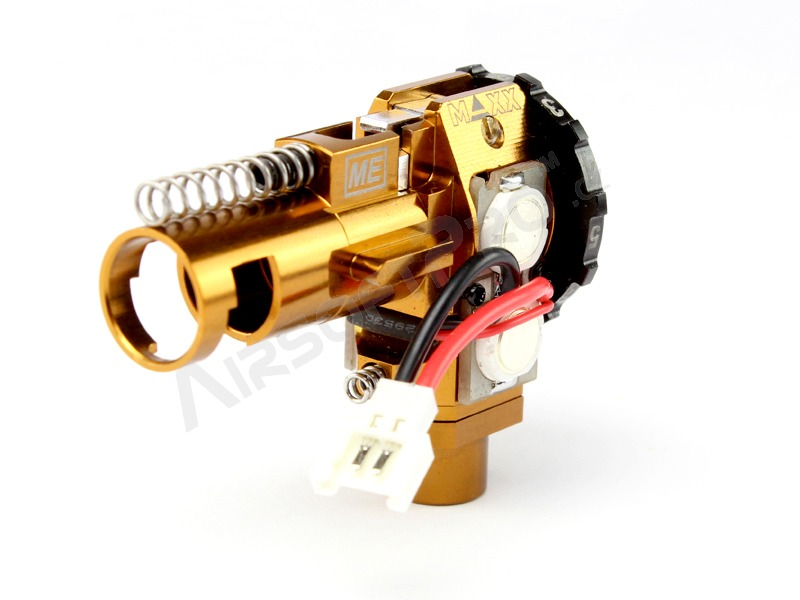 CNC Aluminum HopUp Chamber ME - SPORT with LED [MAXX Model]