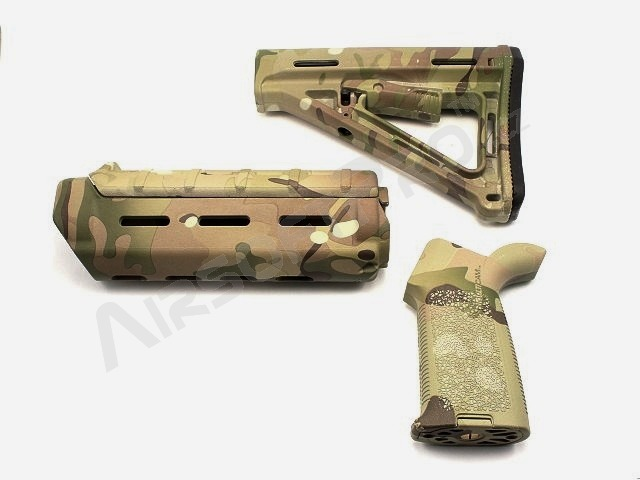 Grip, foregrip and stock kit - MC [A.C.M.]